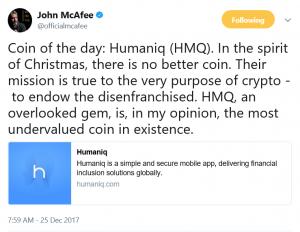 McAfee HMQ
